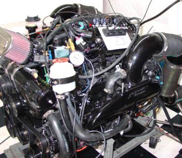 Vortec 8100 8 1l 496mag Mercury Marine Performance