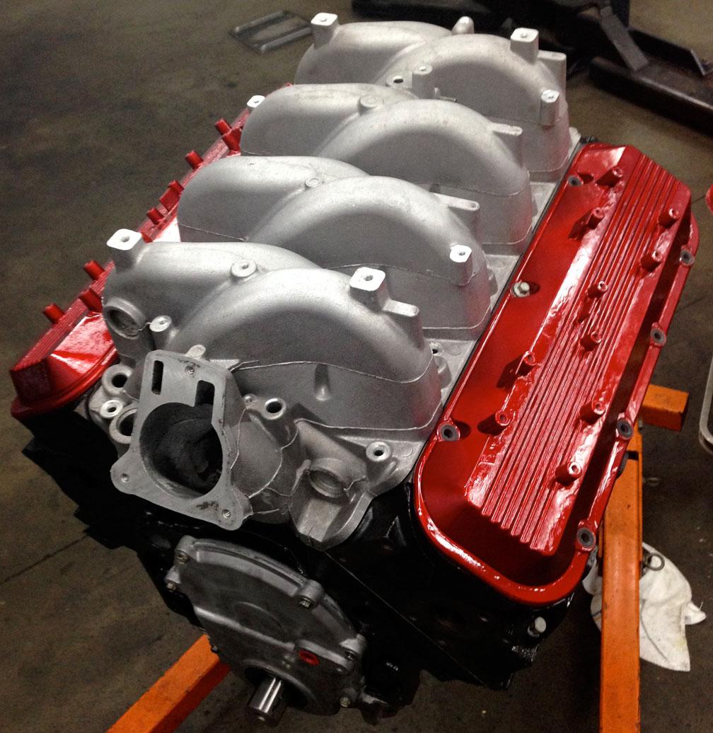 Raylar 6.0 Suburban 2500 -> 8.8L Engine Swap
