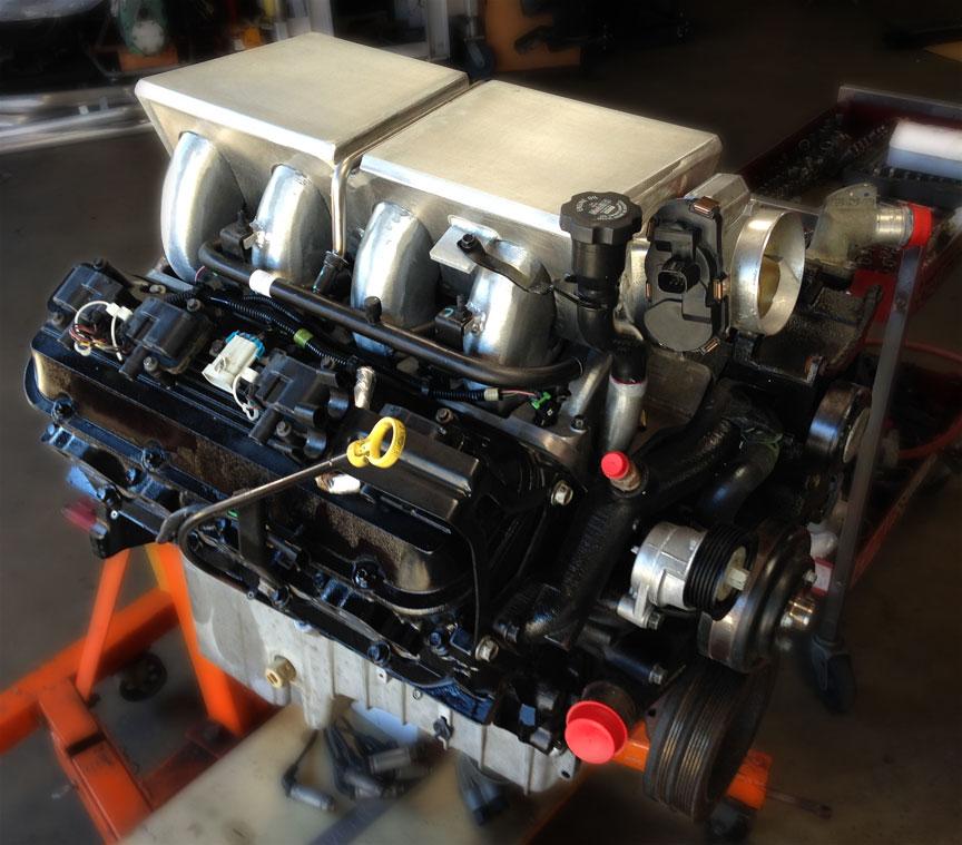 Raylar 6 0 Suburban 2500 -> 8 8L Engine Swap | Chevy Truck