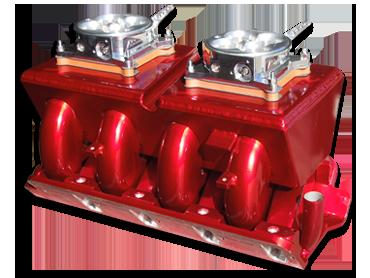 Vortec 8100 8 1L EFI Intake Manifold - 496cid Carburetor