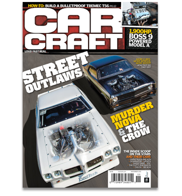 car craft 8.1L magazine article