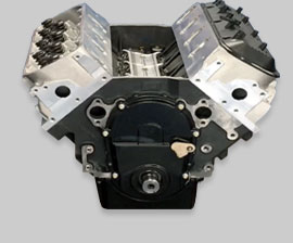 vortec 8.1l 540 crate engine